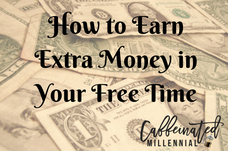 How to Earn Extra Money in Your Free Time