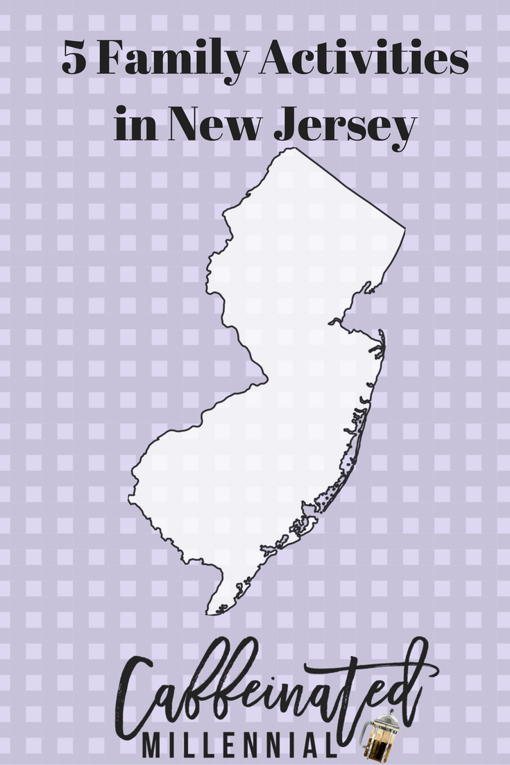 Activities in New Jersey