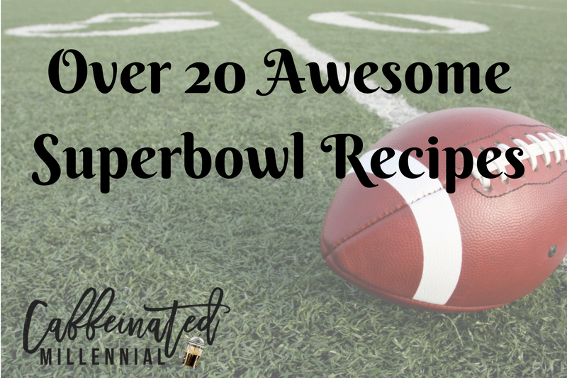 Over 20 Awesome Superbowl Recipes