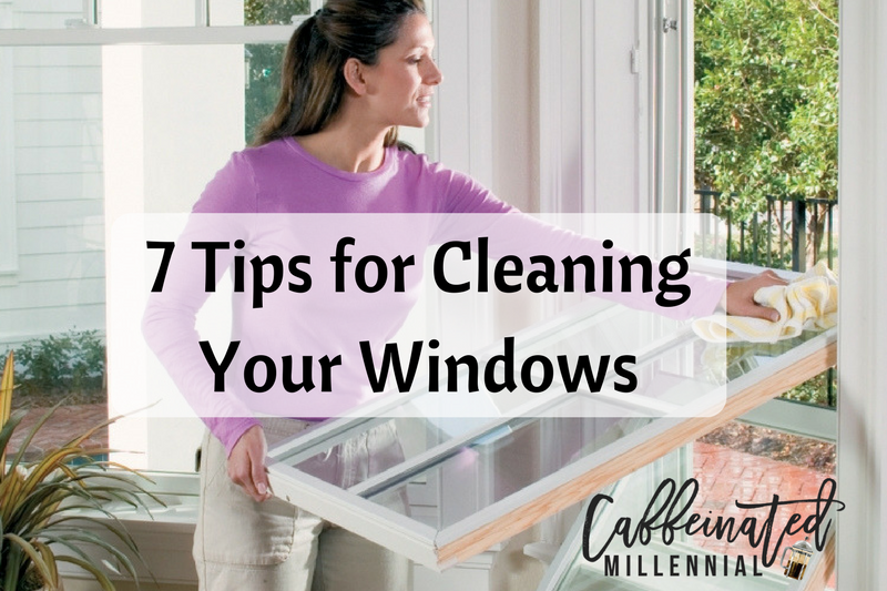 7 Tips for Cleaning Your Windows
