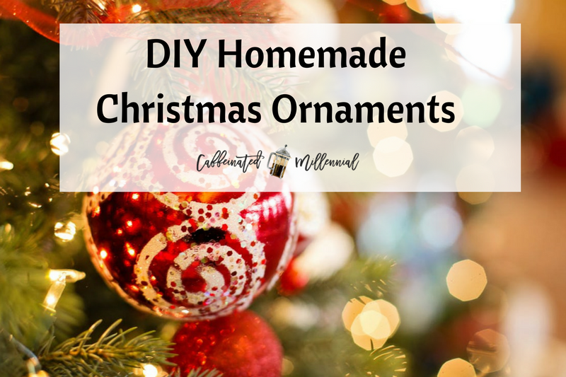 Unique and Unusual DIY Homemade Christmas Ornaments
