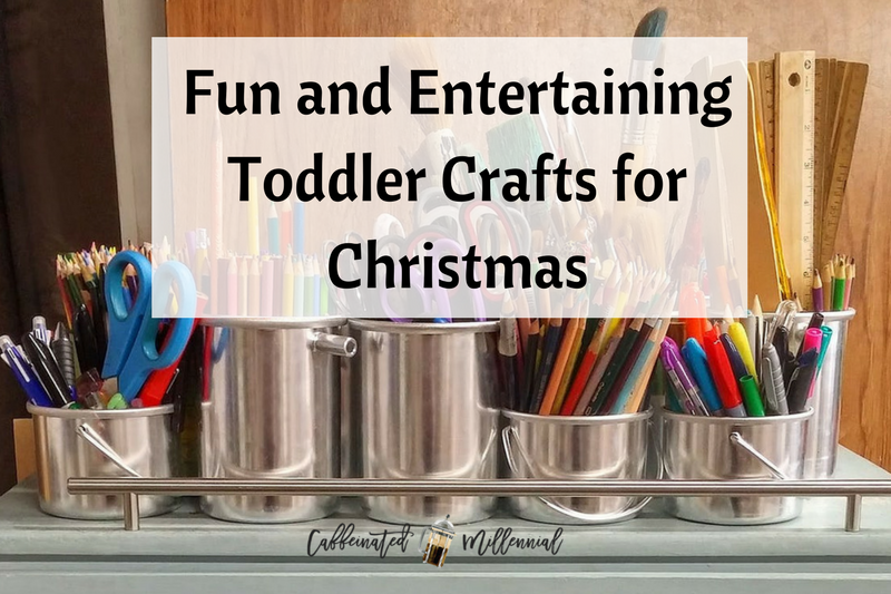 Fun and Entertaining Toddler Crafts for Christmas