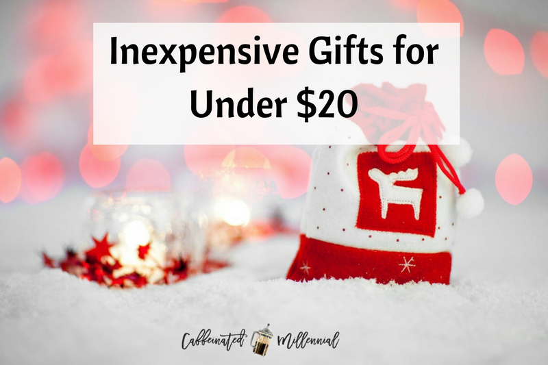 Inexpensive Gifts for Under $20