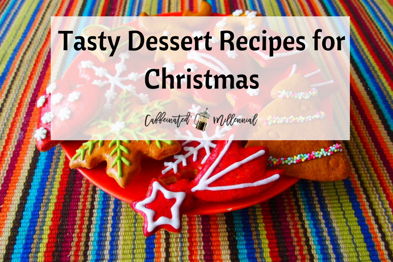 Tasty Dessert Recipes for Christmas
