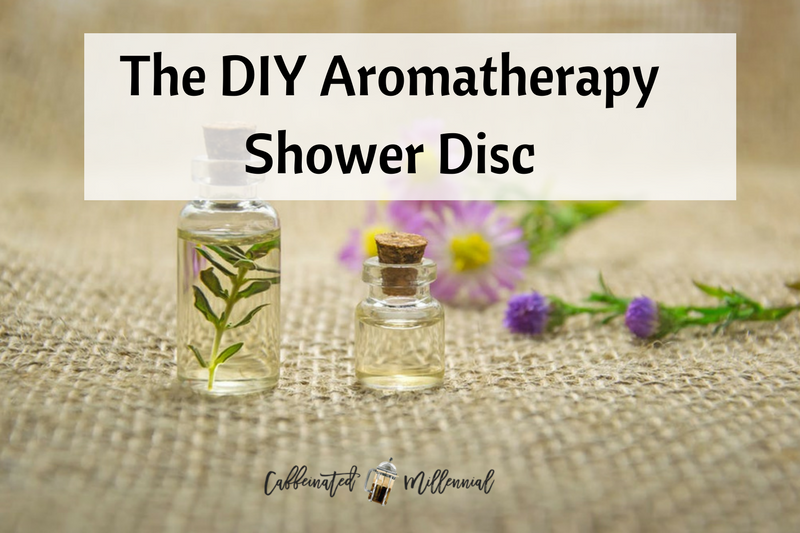 The DIY Aromatherapy Shower Disc Is an Excellent Gift Idea