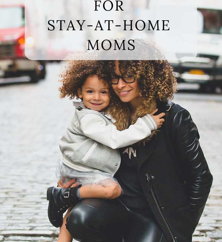 3 Great Jobs for Stay-at-Home Moms