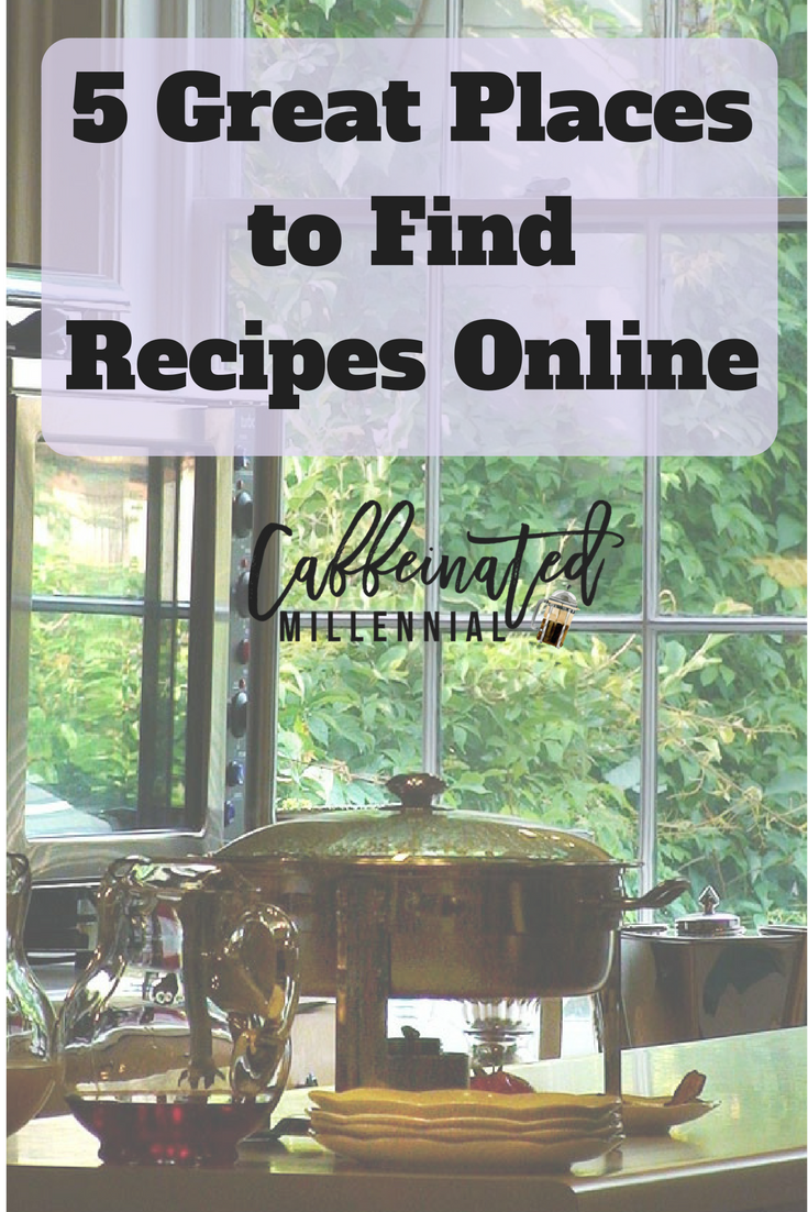 find recipes online