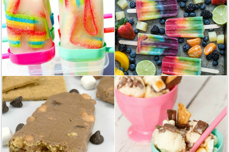 17 Summer Treats for Kids to Enjoy this Summer