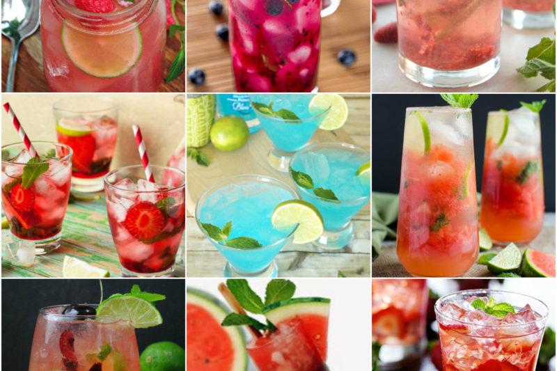 17 Mojito Recipes Roundup
