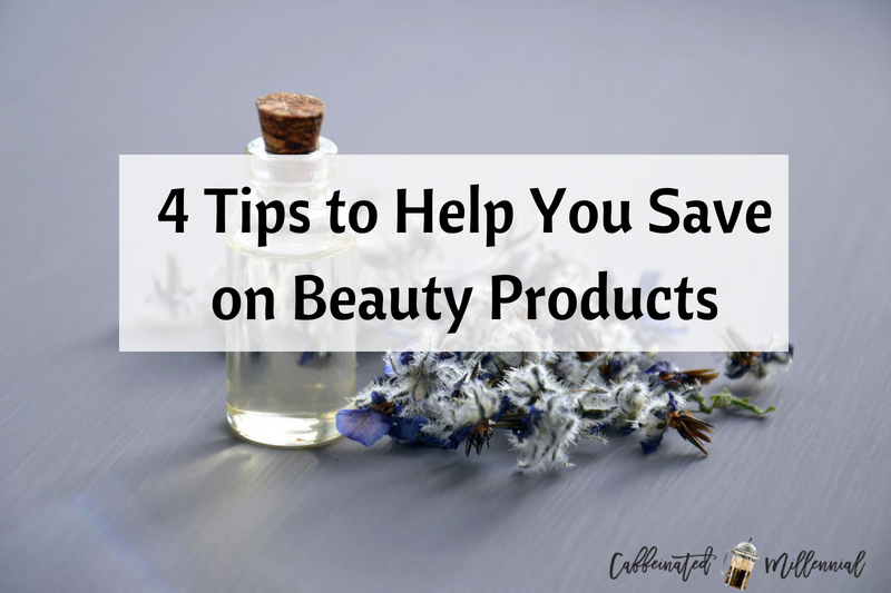 4 Tips to Help You Save on Beauty Products